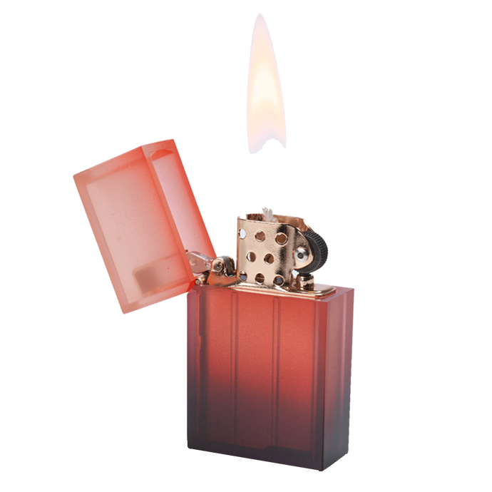 KM BURN IN A HURRY LIGHTER