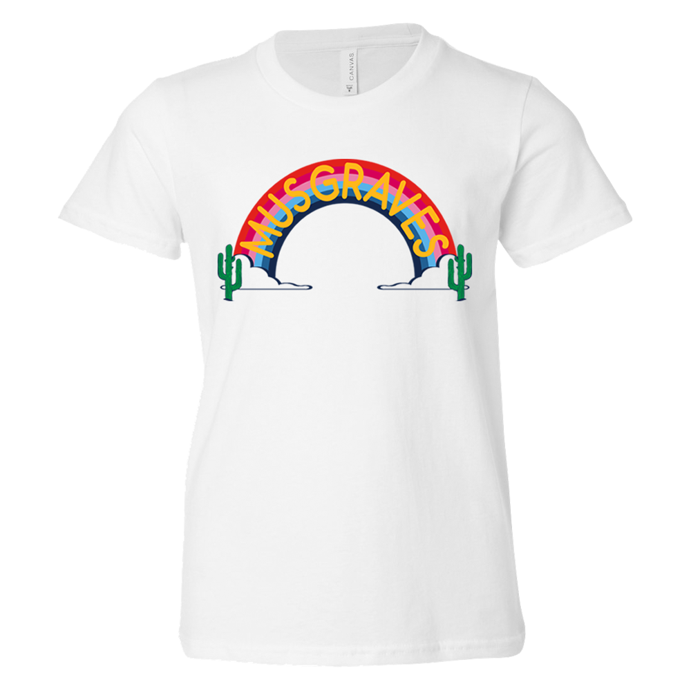RAINBOW YOUTH TEE