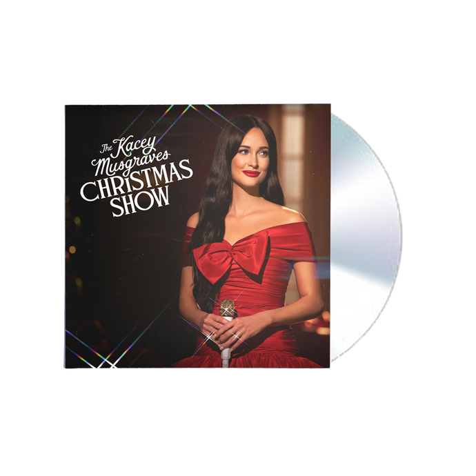THE KACEY MUSGRAVES CHRISTMAS SHOW CD