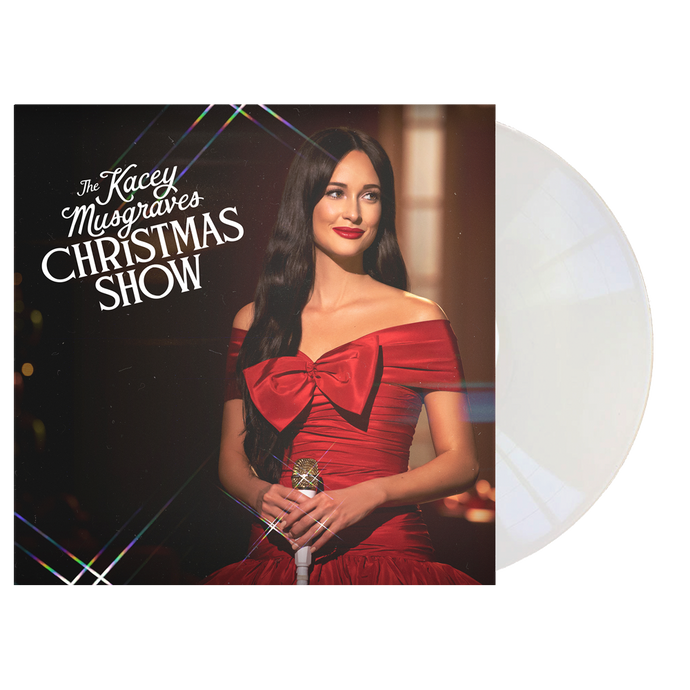 THE KACEY MUSGRAVES CHRISTMAS SHOW VINYL