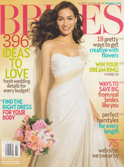 Brides Magazine Mar-Apr 2009 Cover