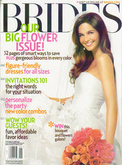 Brides Magazine Sept-Oct 2007 Cover