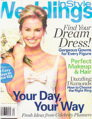 InStyle Weddings Winter 2007 Cover