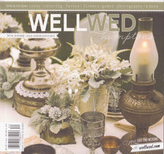 Well Wed Hamptons Fall-Winter 2013 Cover