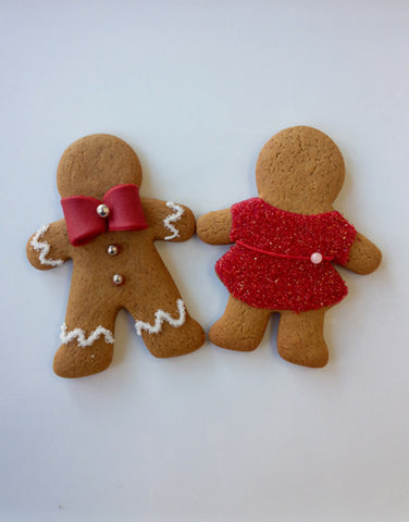 Gingerbread Duo