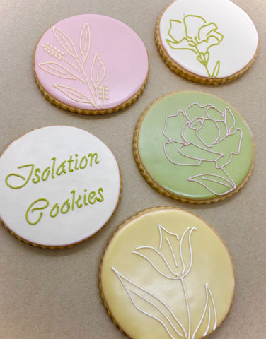 Isolation Cookie Gift Box