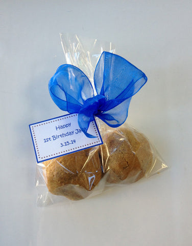 Cookie Favor: Clear Bag