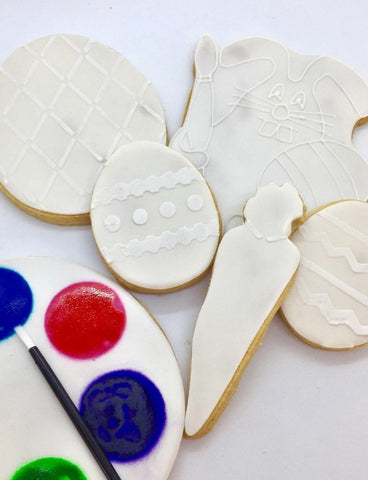 Paint Your Own Easter Cookie Decorating Kit