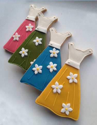 Garden Party Cookie Gift Box
