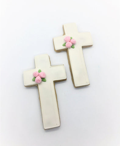 Rosebud Cross