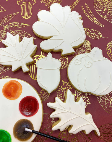 PYO Thanksgiving Cookie Decorating Kit