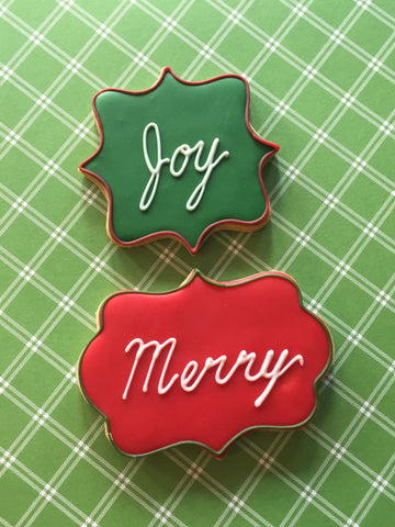 Merry & Joy Gift Box