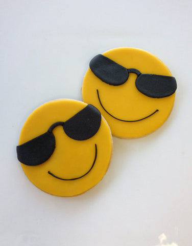 Smiley in Shades