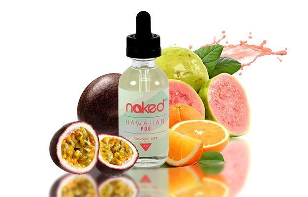 NAKED HAWAIIAN POG 60ml