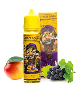 Mango Grape by Cush Man 60ml