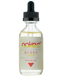NAKED BERRY LUSH 60ml