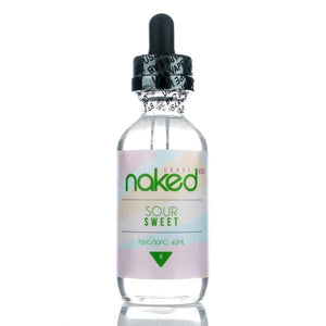 NAKED SOUR SWEET 60ml