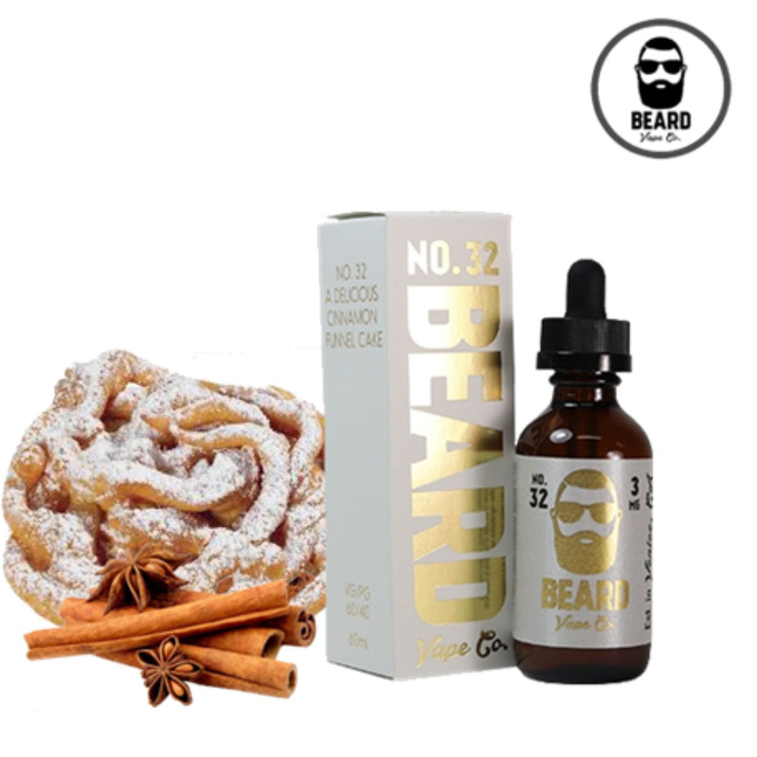 BEARD VAPE  No.32 WHITE 60ml