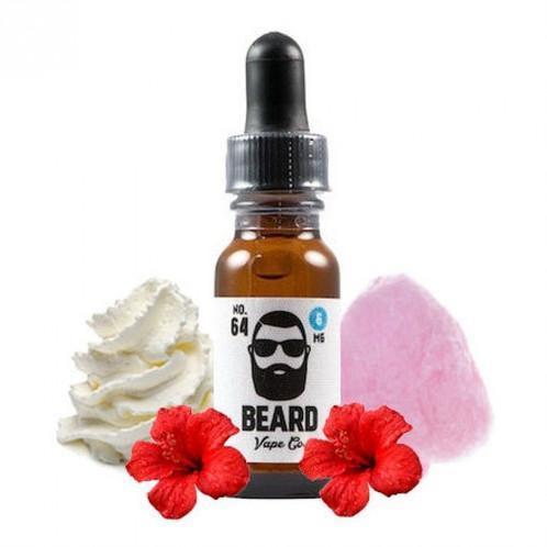 BEARD VAPE No.64 WHITE 60ml