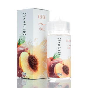 SKWEEZED Peach 100ml