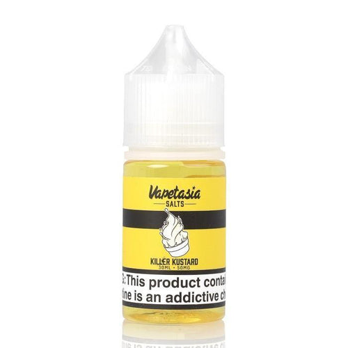 Vapetasia Salts Killer Kustard 30ml