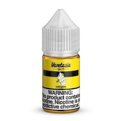 Vapetasia Salts  Killer Kustard Lemon 30ml