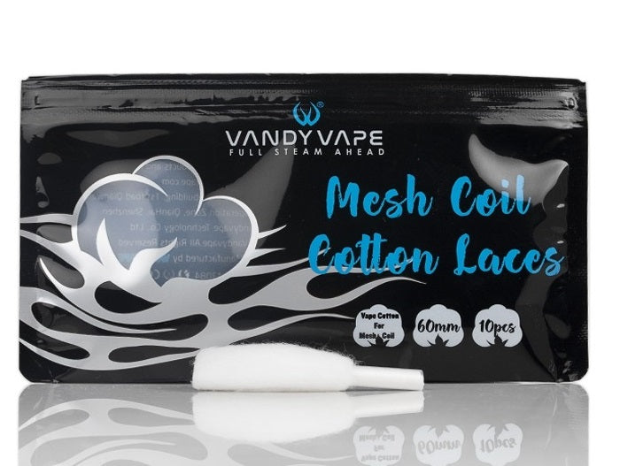 Vandyvape Kylin M Cotton Algodon 10PCS/Pack