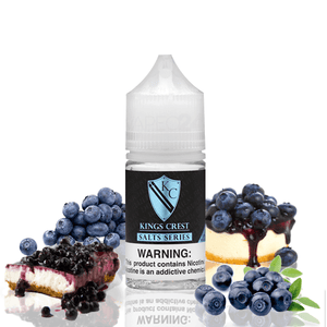 Kings Crest Salts Blueberry Duchess 30ml 35mg