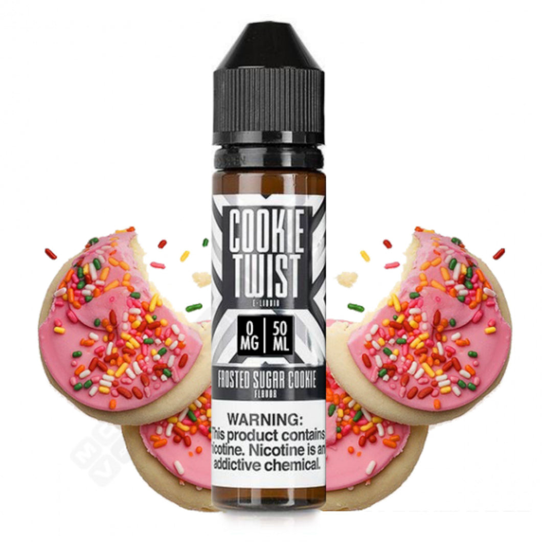 Twist Frosted Sugar Cookie 60ml