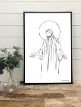 Load image into Gallery viewer, Christ Prints