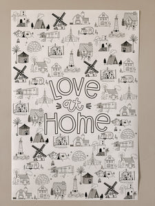 Love at Home: Fall 2020 Big Pages for Conference