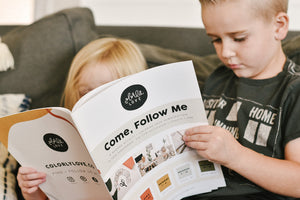 Monthly Printed Colorly Love Subscription