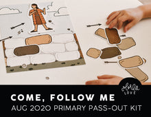 Load image into Gallery viewer, Primary Pass Out Kit August 2020