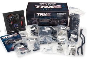 Traxxas 1/10 Scale and Trail Crawler Chassis Kit