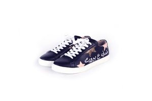 Khedni 3a Beirut Sneakers (Navy Blue)