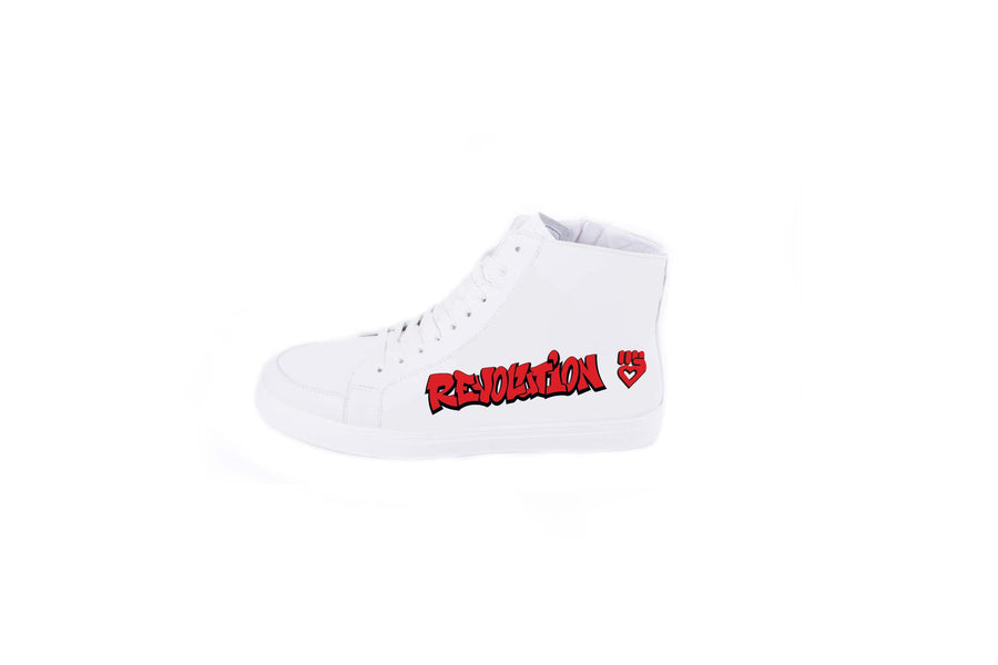 THAWRA High tops (White)
