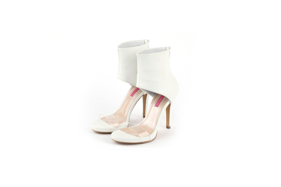 Ankle Sandal (White)