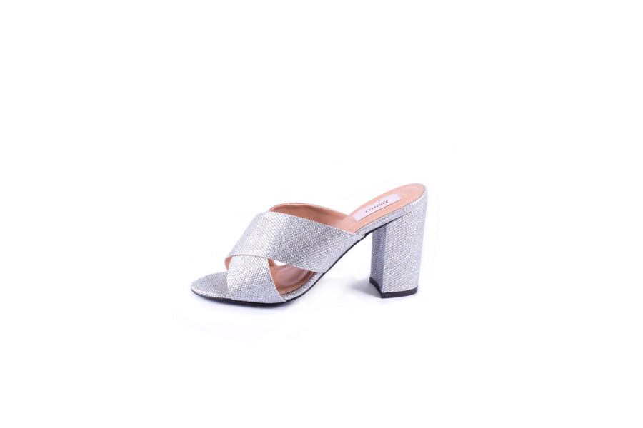 Mules (Silver)