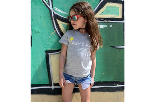 Khedni 3a Beirut T-shirt Kids (Gray)