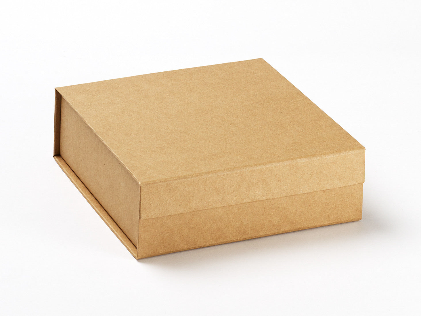 Wholesale Natural Kraft Medium Gift Boxes no ribbon from Foldabox ...