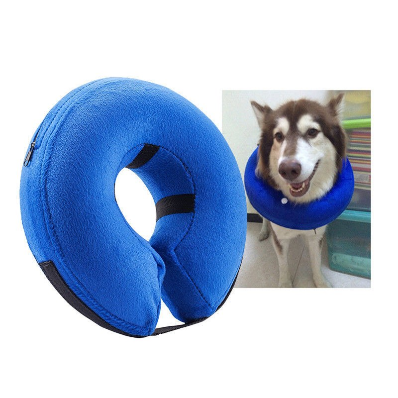 Anti-Bite Inflatable Neck Float