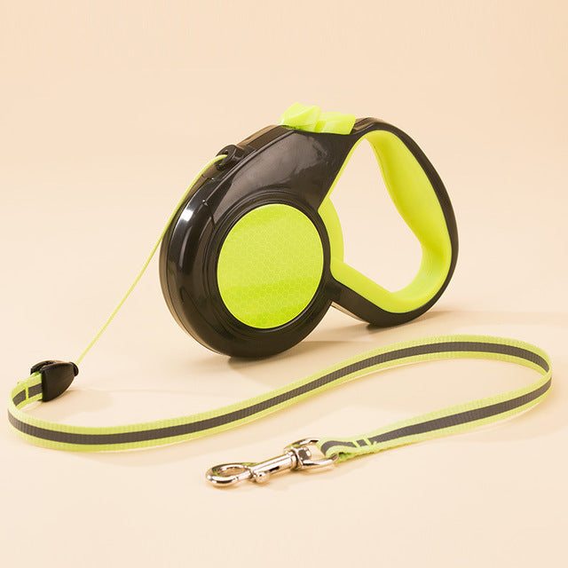 Automatic Retractable Dog Harness