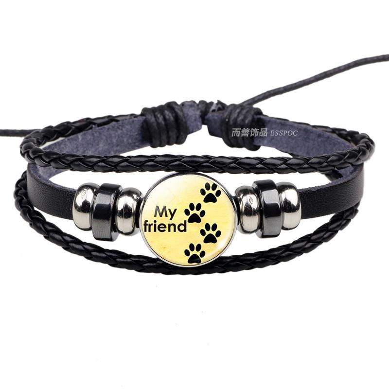 Doggo Love Bestfriend Bracelet
