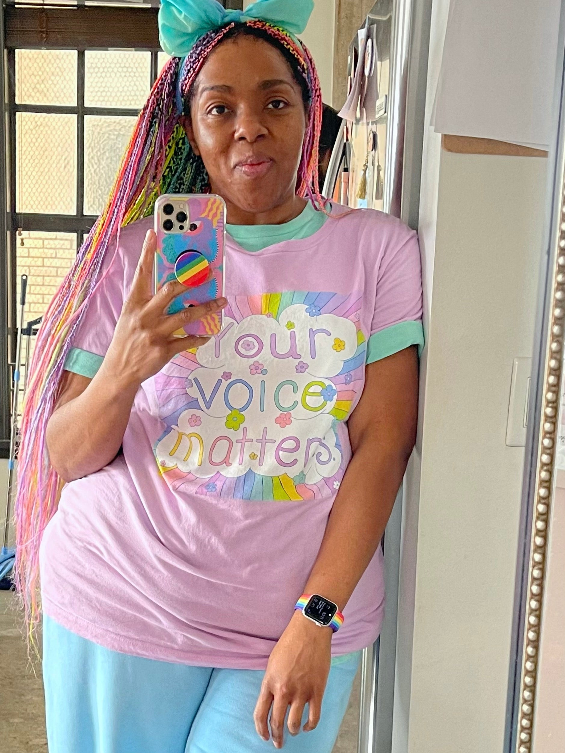 Your Voice Matters (Shirt)