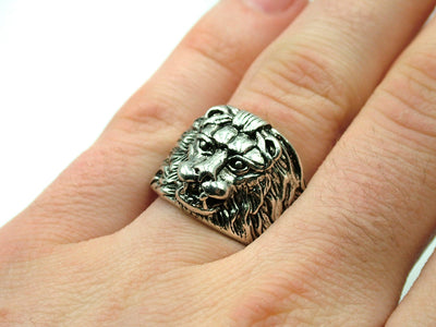 Lion Order ring - Urban Chains