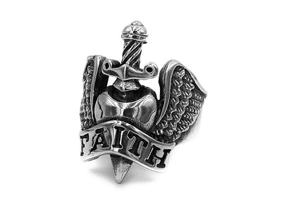Faith ring - Urban Chains
