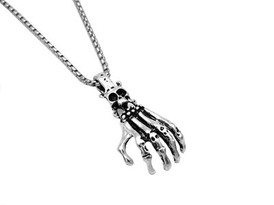 Creeper Hand necklace - Urban Chains