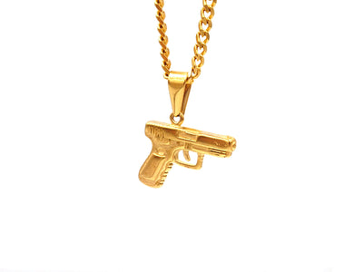 Glock Gang necklace - Urban Chains