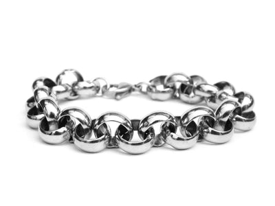 Circle locked bracelet - Urban Chains