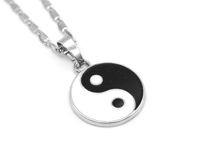 Yin Yang necklace - Urban Chains